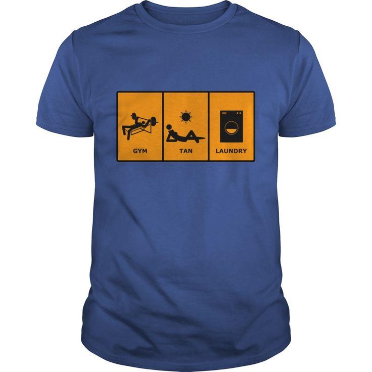 Show your GTL Gym Tan Laundry shirt - Wear it Proud, Wear it Loud!