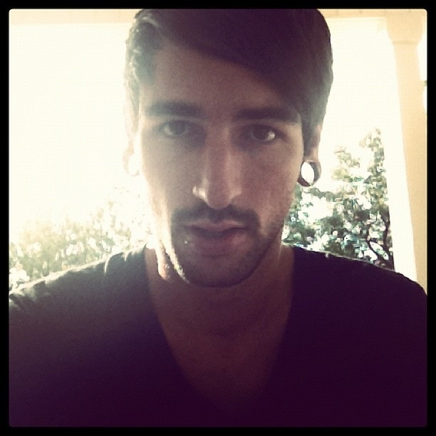 Michael Bohn of the band Issues. <3