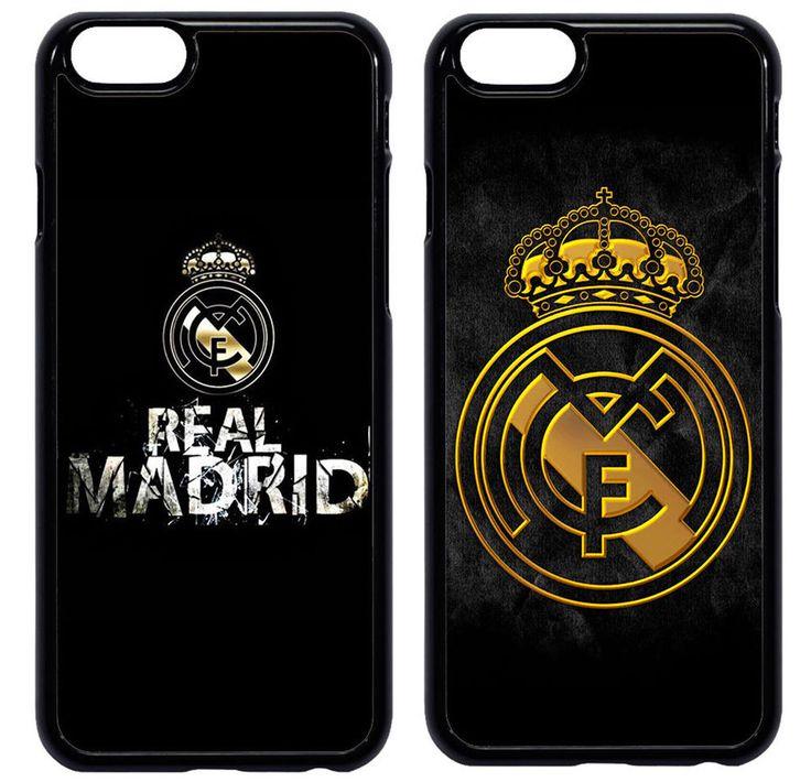 Real Madrid Carcasa Personalizada Para Movil Samsung Iphone Huawei Sony LG Htc