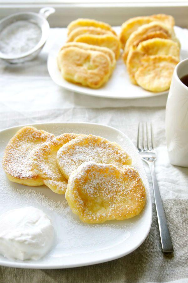 12 wereldse pannekoeken: Russische Syrniki | ELLE Eten