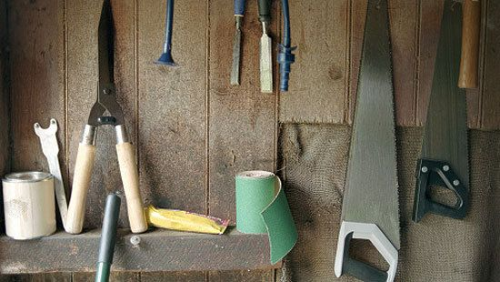 Garden shed maintenance checklist: Get your shed sorted with these simple tips for keeping your garden tools in shape.