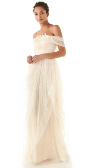 Boho wedding dresses | dropdeadgorgeousdaily.com