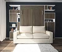 Картинки по запросу шкаф-кровать-диван трансформер КУПИТЬ