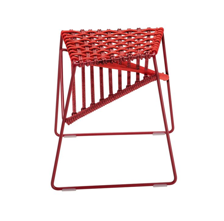 Zanotta Twist Stool