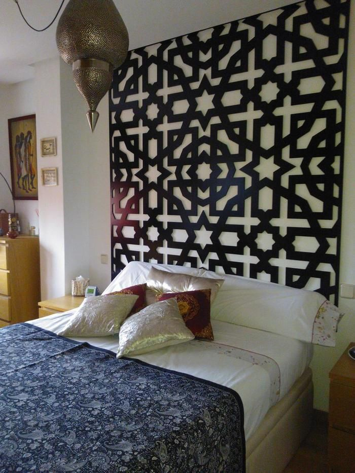 cabecero de celosa del catlogo de andaluciart modelo andalus decorative panelsideas parawall