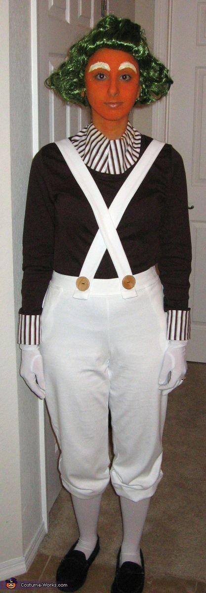 Oompa Loompas Costumes - Halloween Costume Contest via @costume_works