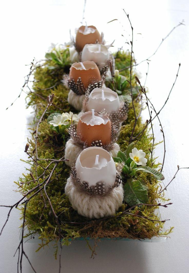 Пасхальный декор   Николлетто