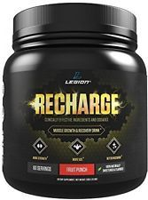 LEGION Recharge - Best Post Workout Supplement For Men And Women Best Natural