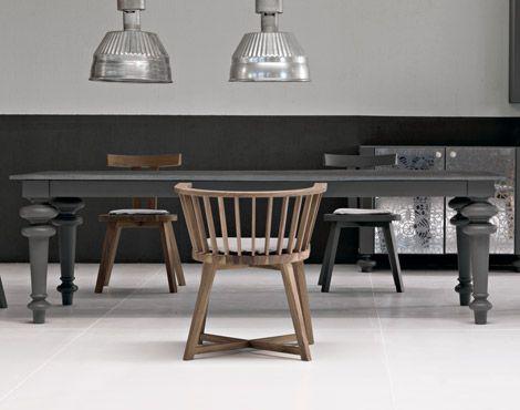 Gray by Gervasoni. Paola Navone designer Encontrado en remodelista.com