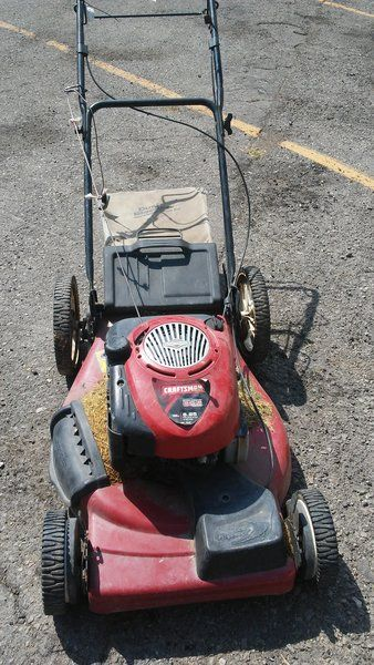 Craftsman Model 917 Push Mower : The best craftsman lawn mower parts ideas on pinterest