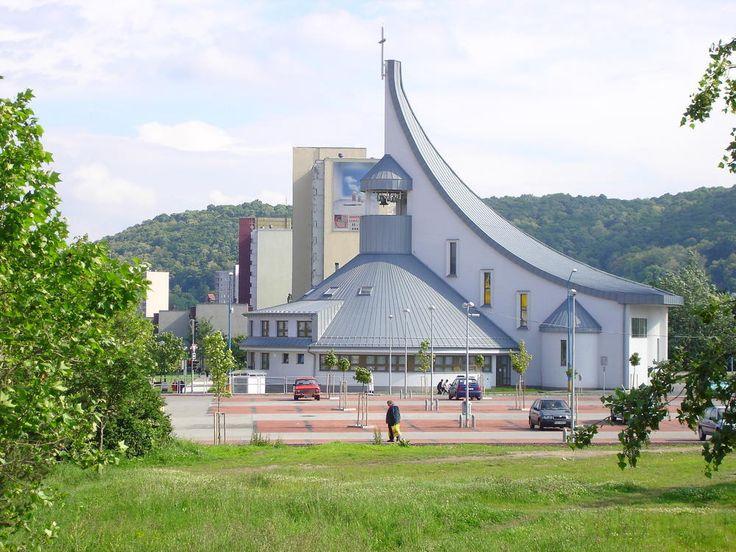 Church of the Holy Spirit. Bratislava 72