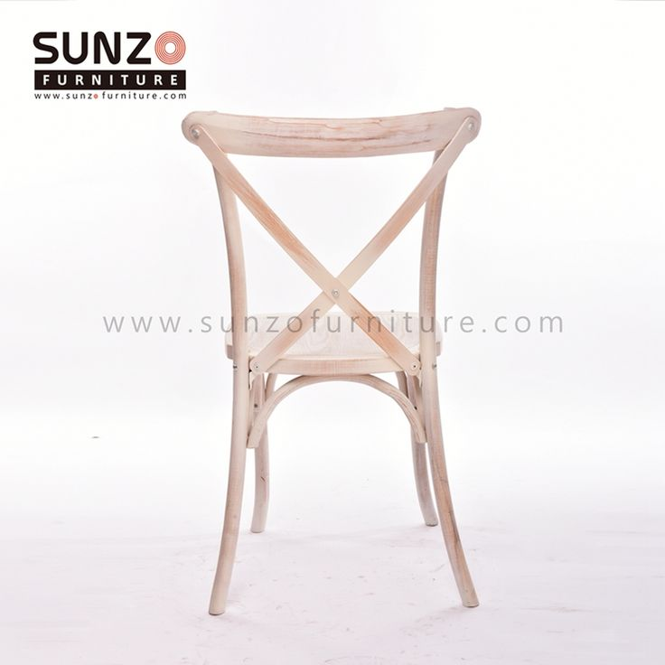 Rustic Beechwood Stacking Cross Back Chair Wedding Event Banquet Chair.  For more information, please kindly contact Evangelina Fu. Contact Info. : evangelina@sunzofurniture.com WhatsApp:+86-13011670293 Thank you & I look forward to receiving your inquiries!