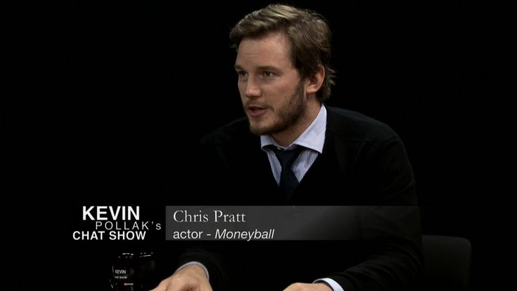 Chris Pratt, actor, best known for his work on ?Parks and Rec?, and appearing in the new film ?Moneyball?!