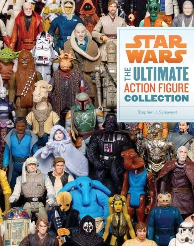 Star Wars: The Ultimate Action Figure Collection: 35 Years of Characters lists more than 2,500 figures. The collection showcases some the rare and unusual