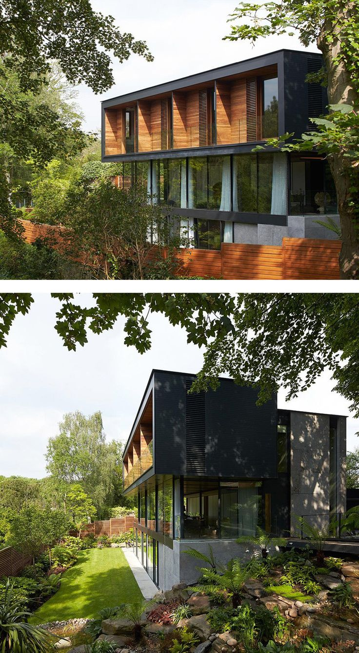 Commissioned To Design A New Home For A Family In North London, Stanton  Williams Replaced