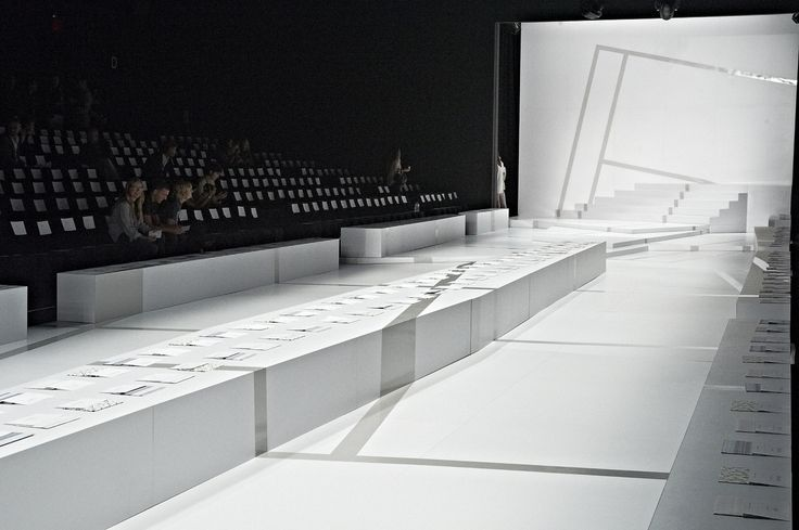 Lacoste SS 2013Lincoln Center, September 8th 2012 Produced and designedby Bureau Betak Picture by Ian Tong