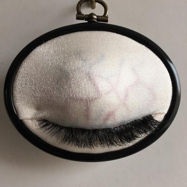 Flutter 1. #embroidery #stitch #fiberart #sallyhewett
