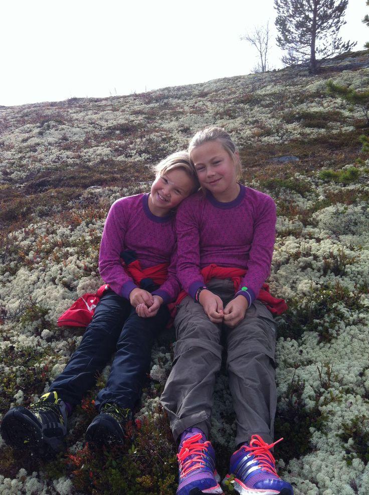 Devold girls #ull#undertøy #devold #barn #barneklær #ungdom #tweens #funksjonelt #wool #barnogleker