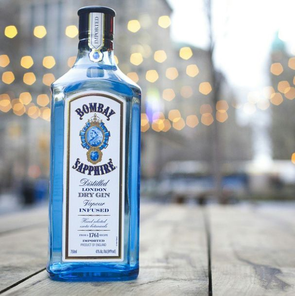 From the ends of the earth into our iconic blue bottle. #BOMBAYSAPPHIRE
