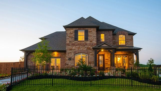 New homes for sale in marshal oaks starting at 446990 katy texas emerald