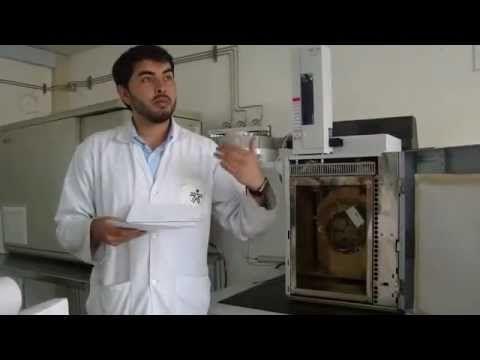 Prácticas para el uso del laboratorio: Cromatografía de Gases, Uso y Manejo - YouTube