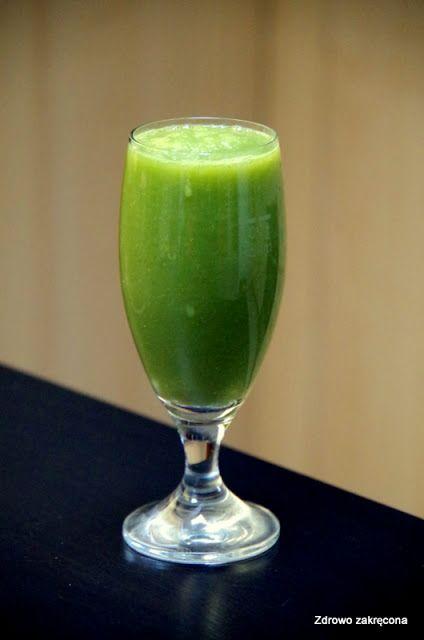 Zdrowo zakręcona: Odchudzające, oczyszczające i pobudzające smoothie z matcha. Działa lepiej od kawy!