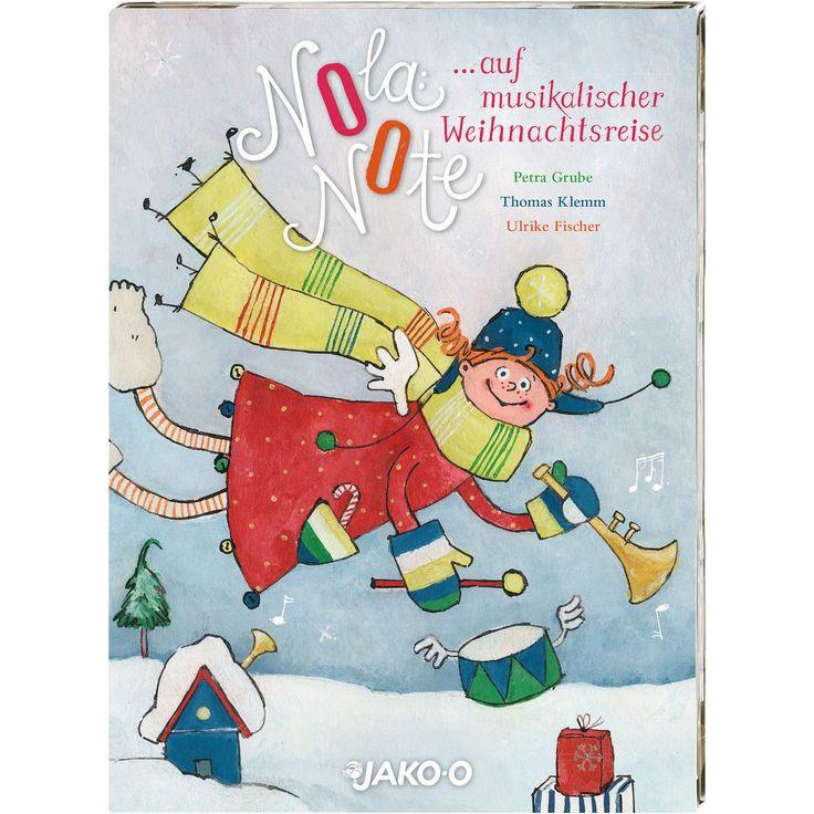 CD Nola Note auf musikalischer Weihnachtsreise online bestellen - JAKO-O