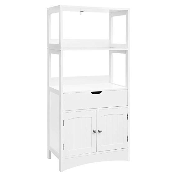 Bathroom Storage Cabinet With Drawer