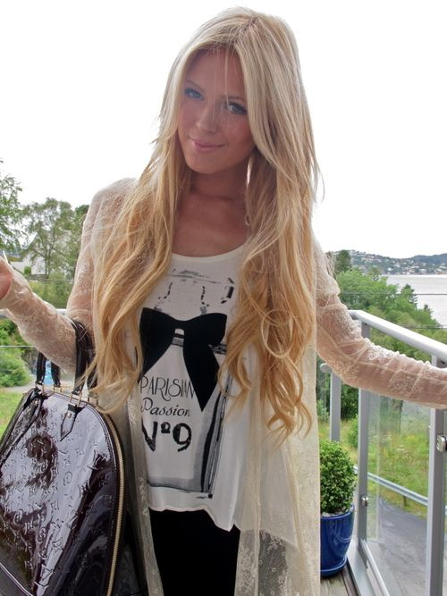 Long Hair: Hair 3, Fashion, Blonde, Hair Styles, Style Inspiration, Long Hair, Outfit, Hairstyle, Hair Color