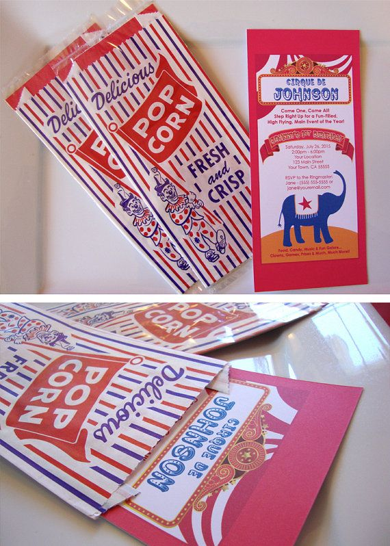 Best 25 circus invitations ideas on pinterest circus birthday carnival circus invitations for birthdays by dizzydesignstudio stopboris Image collections
