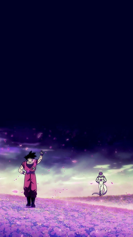 Goku & Frieza