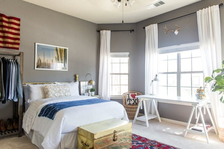 House Tour: An Austin House With a California Cool Style | Apartment Therapy