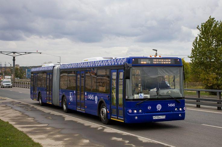 Общественный транспорт в Москве будет синего цвета - http://amsrus.ru/2015/02/05/obshhestvennyj-transport-v-moskve-budet-sinego-tsveta/
