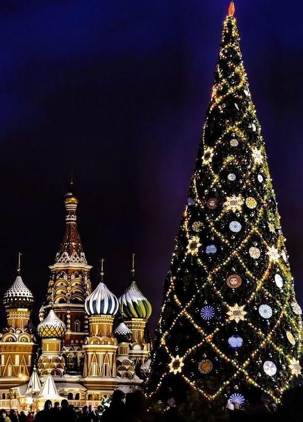Albero di Natale in Russia e le sue tradizioni http://blog-it.hotelsclick.com/2014/11/alberi-di-natale-origini-e-tradizioni.html