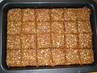 Oats Crunchies - delicious and chewy