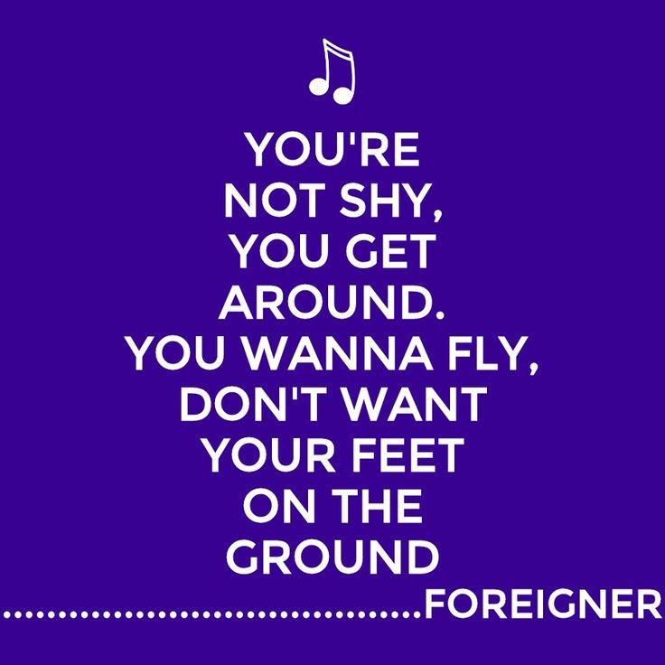 "Foreigner  ""urgent"""