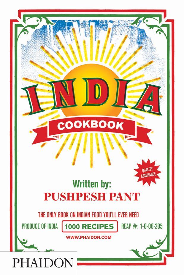 Cookery book | Pushpesh Pant