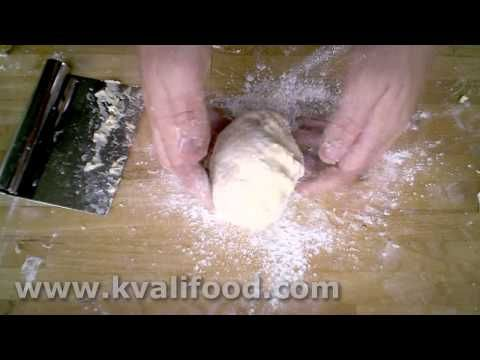 Puff pastry baked with butter — Kvalifood