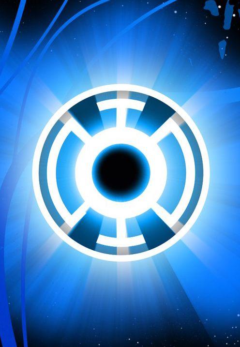 Blue Lanterns represent hope