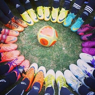 i wish my team did this but then again everyone wants the same as the other girls to match