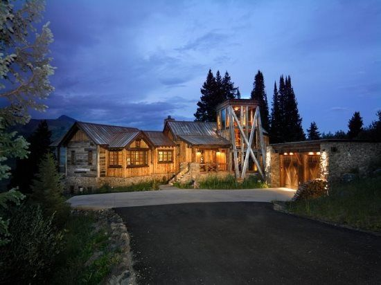 22 best vacation homes of crested butte images on for Cabins near crested butte co