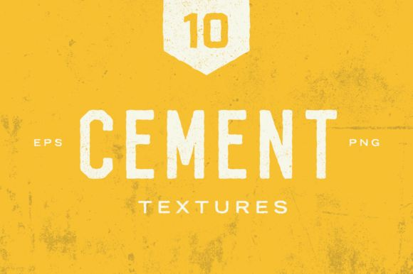 Cement Textures by GhostlyPixels on Creative Market