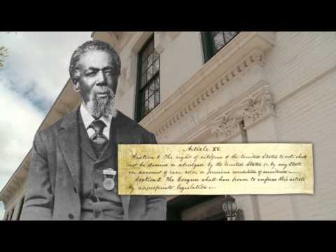 Black Time Travel | Find out what happened to the first black man who ever voted in the U.S.