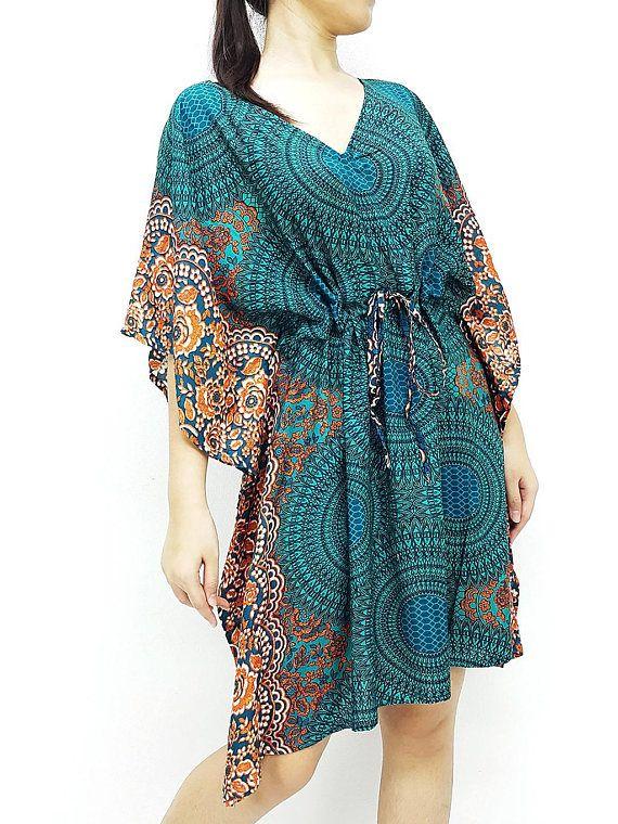 Plus Size, V neck, Rayon Kaftan, Beach Kaftan, #clothing #women #shirt @EtsyMktgTool http://etsy.me/2yiVgiK #summer #oversized #plussize