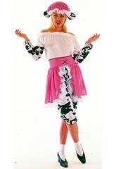 Disfraz Vaca Mujer