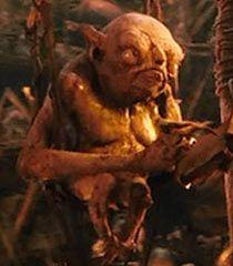 Kiran Shah as the Goblin Scribe