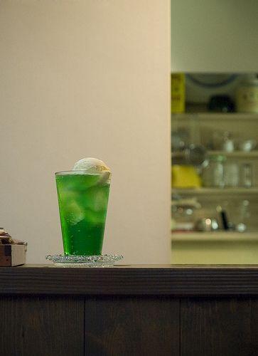 cream soda ん~☆