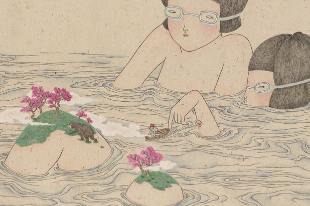 Joey Leung Ka-Yin makes lovely illustrations