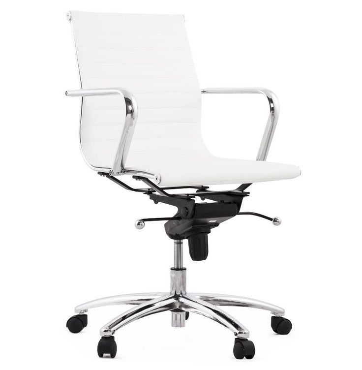 white modern office furniture. white modern kokoon michelin office chair oc00170wh furniture t