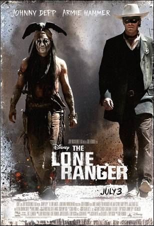 The Lone Ranger Super Bowl Commercial Sneak Peak + Sweepstakes!